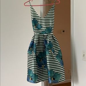 The Vintage Shop Puffer Dress.